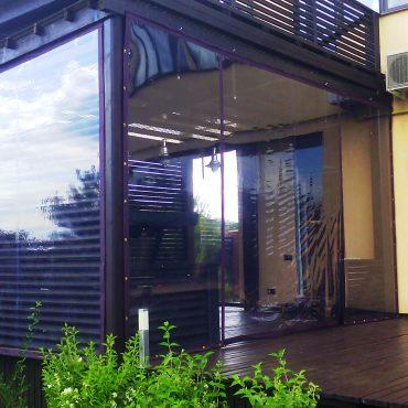 Збільшення площі для прийому гостей - М'які вікна Дніпро